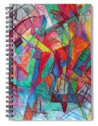 Teach Me To Have Mercy Spiral Notebook