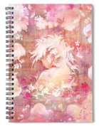 Tears Of The Rain Spiral Notebook