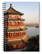Temple Of The Fragrant Buddha Spiral Notebook