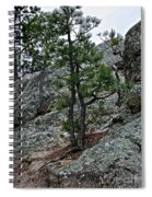 Tenacious Spiral Notebook