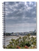 Tenby Pembrokeshire Spiral Notebook