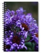 Tender Tendrils Spiral Notebook