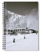 Tengboche Monastery In The Himalayas Spiral Notebook