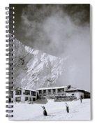 Tengboche Monastery Spiral Notebook