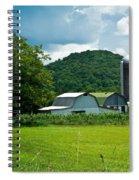 Tennessee Farm 1 Spiral Notebook