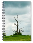 Tennessee Lone Tree Spiral Notebook