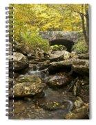 Tennessee Stone Bridge 6062 Spiral Notebook