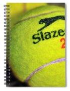 Tennis Balls Spiral Notebook