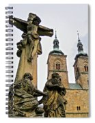 Tepla Monastery - Czech Republic Spiral Notebook