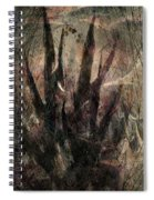Tequila Sunrise Spiral Notebook