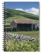 Terceira Spiral Notebook