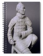Terracotta Warrior  Spiral Notebook