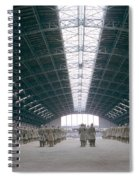 Terracotta Warrior Army In Xian In China Spiral Notebook