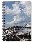 Teton Range Spiral Notebook