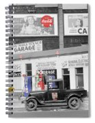 Texaco Station Spiral Notebook