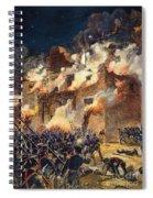 Texas: The Alamo, 1836 Spiral Notebook