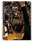 Texas University Spiral Notebook