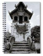Thai Architecture Spiral Notebook