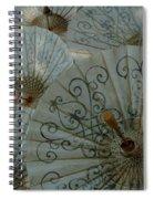 Thai Umbrellas 3 Spiral Notebook
