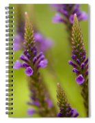 Thank You Wildflowers Spiral Notebook