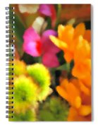 That Fall Feeling Spiral Notebook