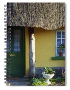 Thatched Cottage, Adare, Co Limerick Spiral Notebook
