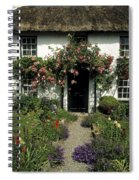Thatched Cottage, Carlingford, Co Spiral Notebook