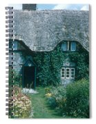 Thatched Roof, England Spiral Notebook