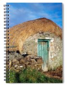 Thatched Shed, St Johns Point, Co Spiral Notebook
