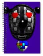 Thats Entertainment Spiral Notebook