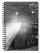 The 1218 On The Move Spiral Notebook