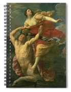 The Abduction Of Deianeira Spiral Notebook