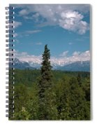 The Alaska Range Spiral Notebook