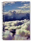 The Alaska Range Spiral Notebook