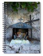 The Altar Spiral Notebook