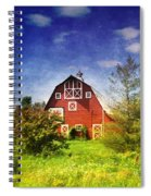 The Amish House Spiral Notebook