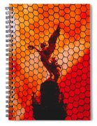 The Angel Spiral Notebook
