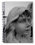 The Angel Spiral Notebook