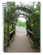 The Archway Spiral Notebook