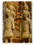 The Army Of The Afterlife Spiral Notebook