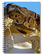 The Art Of Nature Spiral Notebook