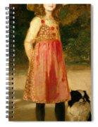 The Artist's Daughter - Hilde   Spiral Notebook