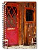 The Assay Office Digital Art Spiral Notebook