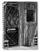 The Assay Office Spiral Notebook