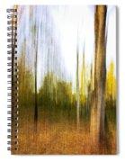 The Backyard Spiral Notebook