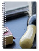The Barber Shop 7 Spiral Notebook