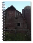 The Barn II Spiral Notebook
