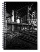 The Barn IIi Spiral Notebook