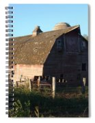 The Barn Iv Spiral Notebook