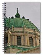The Basillica 6791 Spiral Notebook
